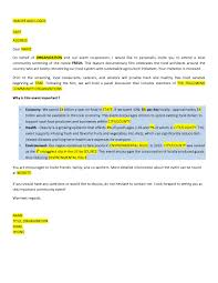 Format Of Business Email Writing by Writing A Resignation Letter Due To Personal Reasons
