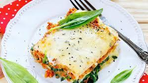 cuisine lasagne spinach ricotta lasagne recipe pasta recipes schwartz