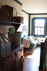 Colonial Style Homes Interior Design 300 Best Primitive Decorating Images On Pinterest Primitive