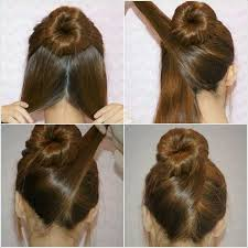 quick hairstyles for long hair at home daily hairstyles for quick hairstyles for work best ideas about easy