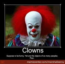 Funny Clown Meme - clown they were suppose to be funny by marshalleeroy meme center