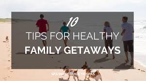 10 tips for healthy family getaways mountain trek