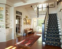 Thin Runner Rug How You Can Dress Up Narrow Spaces Using Hallway Runners