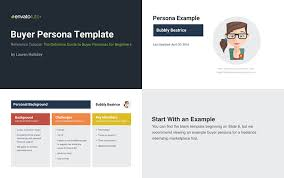 the definitive guide to buyer personas for beginners