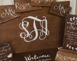 monogram guest book monogram guest book letter kit with plaque pens 22