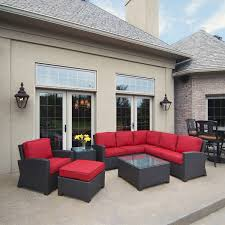 Outdoor Patio Furniture Sectional Precious Patio Furniture Sectional Exquisite Design Outdoor
