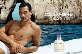 gucci light blue perfume dolce light blue ad caign with david gandy perfume for men