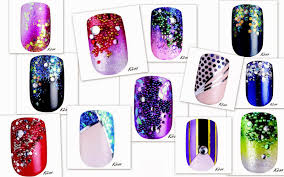 kiss disney villains nail art kit ursula beautyjudy disney