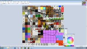 windows 7 making texturepacks with paint net pdn part 1