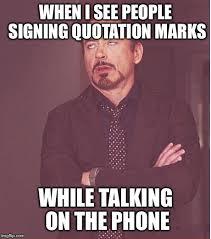 Talking On The Phone Meme - face you make robert downey jr meme imgflip