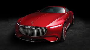 Bbc Autos Mercedes Maybach Reveals The Vision 6