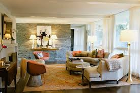 living room with stone from exterior by charlotte lucas interior