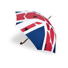 poppy shop union poppy print stick umbrella