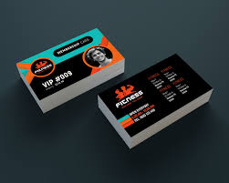 Fitness Business Card Template Card Fitness Business Card Template