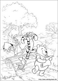 winnie pooh coloring picture images color