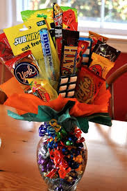 food bouquets creative candy bouquets