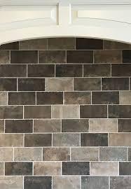 rustic backsplash for kitchen rustic backsplash tile home designs idea
