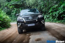 fortuner 2017 toyota fortuner review test drive