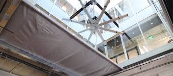 smoke guard curtains operable partitions and glass wall systems