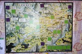 discworld map discworld terry pratchett the board