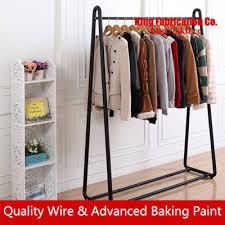 50 designs iron clothes rack clothing shop rack garment rack