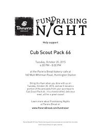 cub scout pack 66 south huntington ny