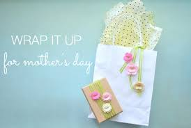 gifts for mothers easy diy s day gift wrap free printable camara