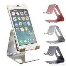 support de bureau pour smartphone venta exclusiva de noël smartphone support universal aluminium