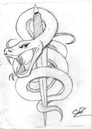 angry snake tribal design photo 3 photo pictures and