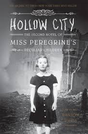 an awfully big adventure review of hollow city miss peregrine u0027s