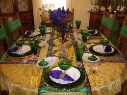 mardi gras home decor 55 mardi gras table setting ideas mardi gras table setting and