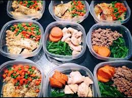 cuisine fitness meal prep for fitness and weight loss clean and healthy