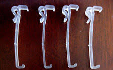 Wood Blind Valance Clips 16 Pcs Of 3 5 Inch Valance Clips For Horizontal Faux Wood Blinds
