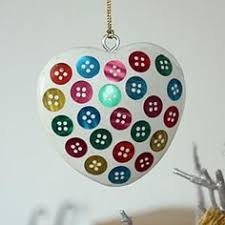 Fabric Heart Decorations Fabric Heart Decorations Hearts Pinterest Fabric Hearts And
