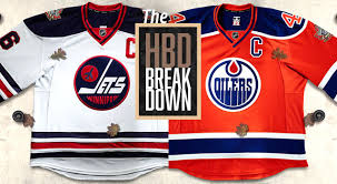 heritage uniforms and jerseys hbd breakdown 2016 heritage classic jerseys hockey by design