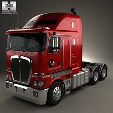 kenworth build and price kenworth k200 tractor truck 2010 3d model from humster3d com price