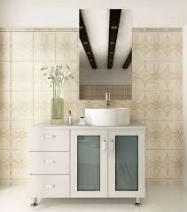 White Bathroom Vanity With Vessel Sink Appealing 39 Inch Bathroom Vanity 39 Inch Bathroom Vanities