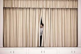 Curtains On A Stage Erving Goffman U0027s Front Stage And Back Stage Behavior