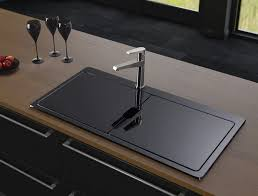 Contemporary Kitchen Perfect Modern Kitchen Sinks For Elegant - Contemporary kitchen sink