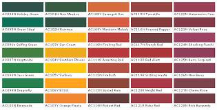 tomatillo red paint color duron house paint color chart chip