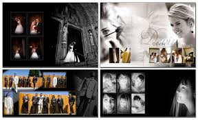 wedding picture album wedding album design custom created wedding album design