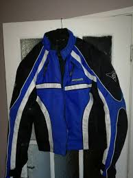waterproof motorcycle jacket r k sports armoured waterproof motorcycle jacket in esh winning