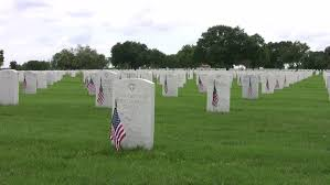 headstones houston of fort sam houston veterans cemetery memorial day
