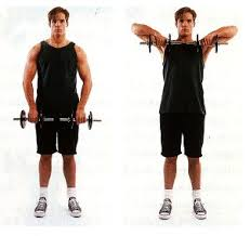 Full Body Dumbbell Workout No Bench The Best Dumbbell Workouts Arms And Upper Body Men U0027s Health