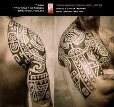 2014 04 winner polynesian tattoo awards