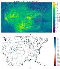 The Domain Map Atmosphere Free Full Text Overview Of The Model And