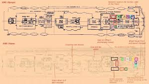 second story deck plans pictures the possible titanic vs olympic switch let u0027s roll forums