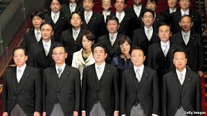The Cabinet In Government Down Turn Abe Japanese Foreign Policy