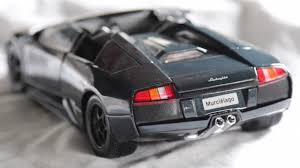 Lamborghini Gallardo New Model - review 1 18 scale maisto lamborghini murcielago roadster youtube