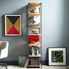Target Narrow Bookcase Bookshelf Narrow Bookcase Bookshelf Target